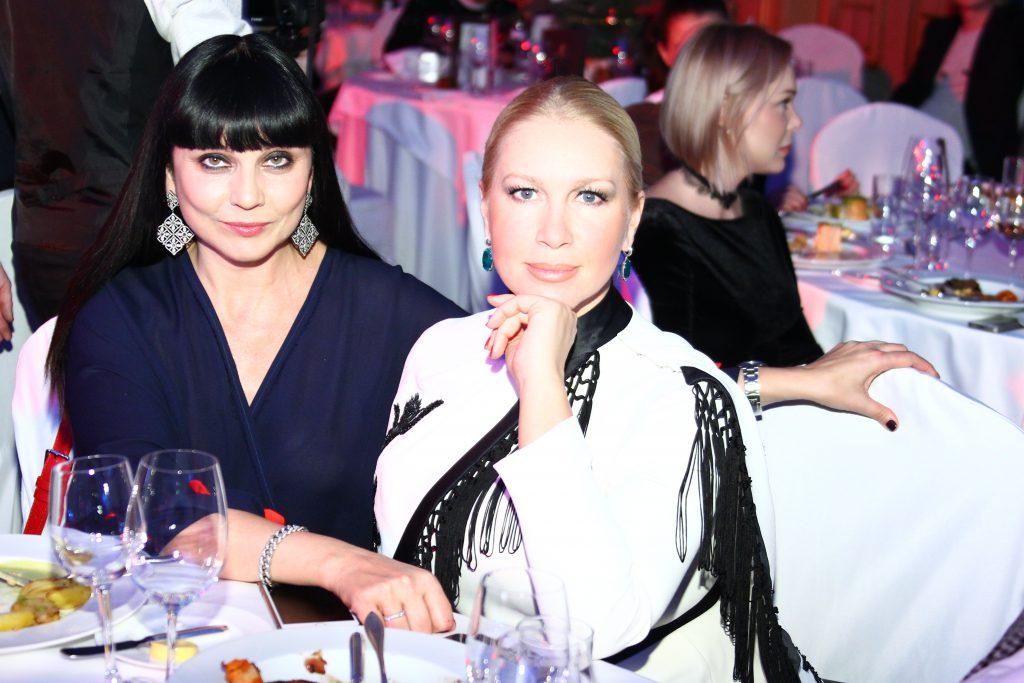 Лидия Александрова и Екатерина Одинцова