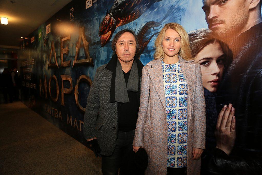 Ренат Давлетьяров и Женя Малахова