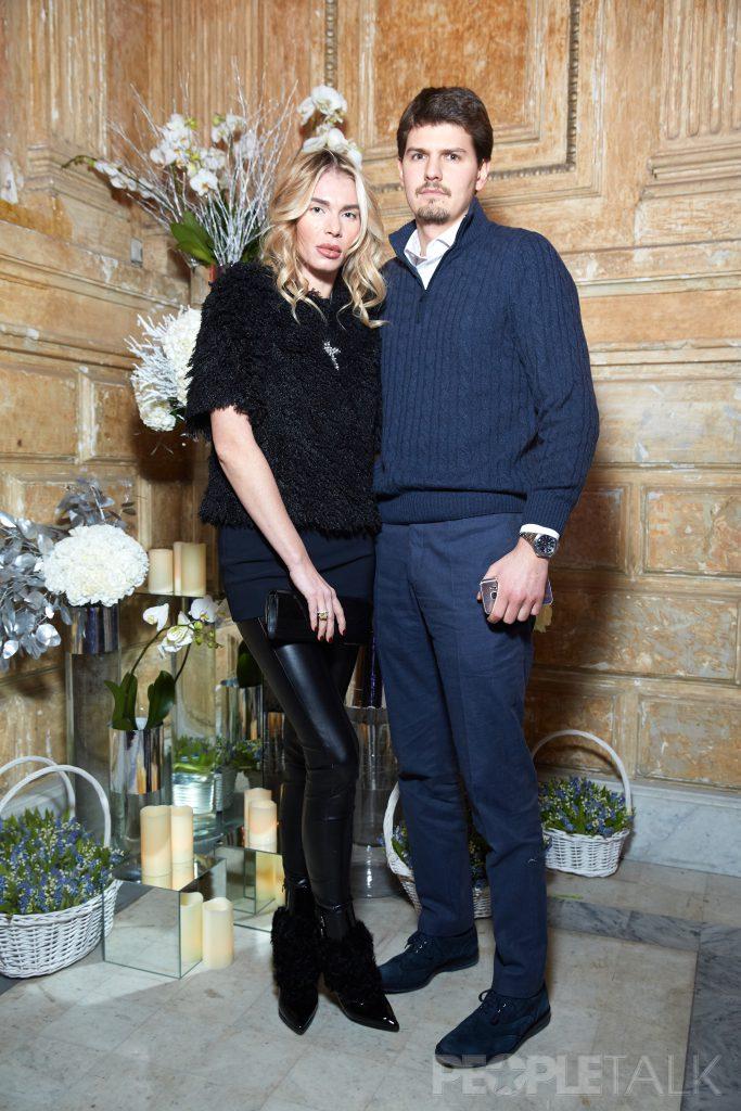 Анна и Владимир Саркисовы