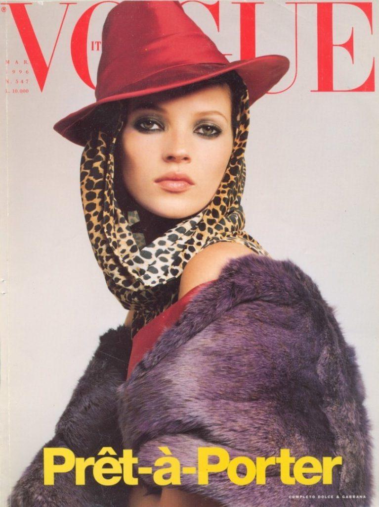 Vogue, март 1996 год