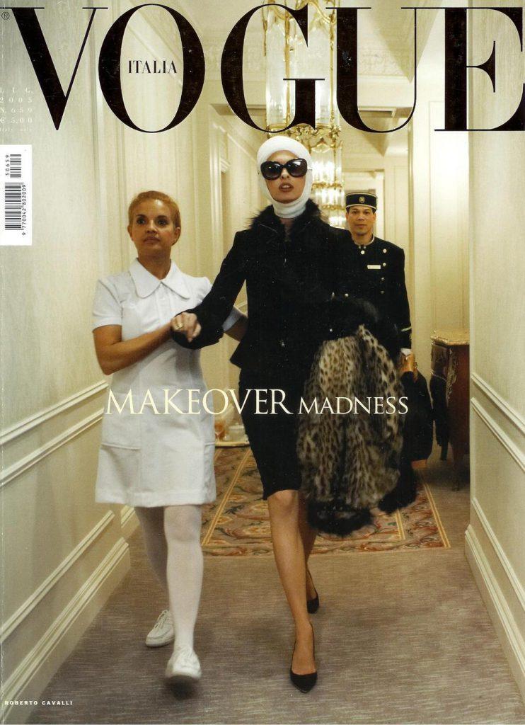 Vogue, июль 2005 год