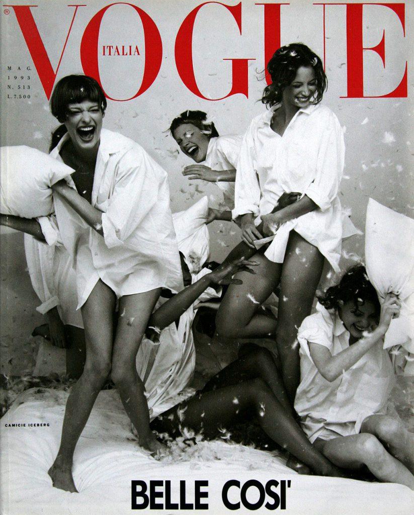 Vogue, май 1993 год