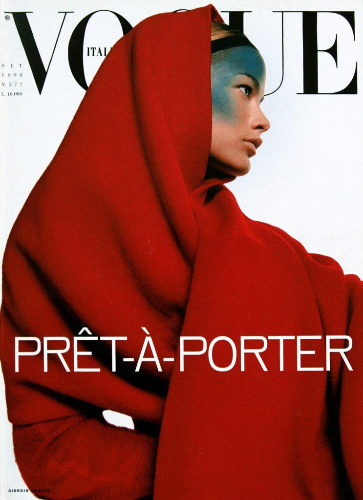 Vogue, сентябрь 1998 год