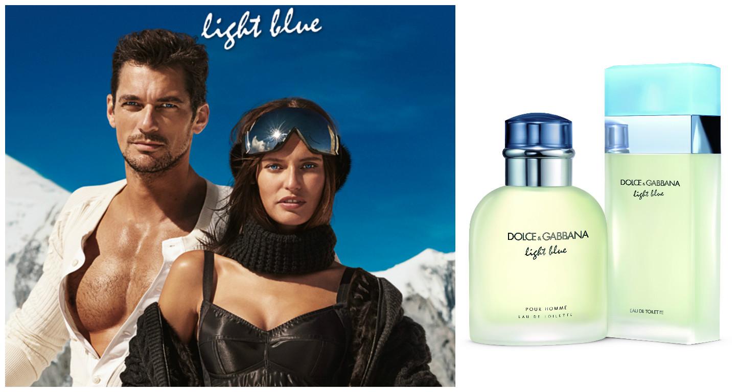 Light Blue и Light Blue pour Homme Dolce & Gabbana