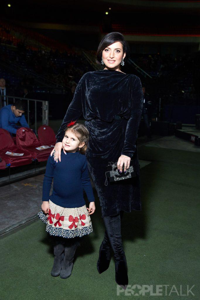 Жасмин с дочерью Маргаритой