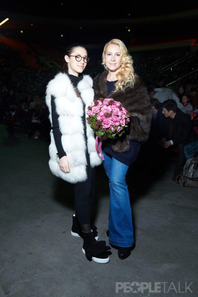 Дина Немцова и Екатерина Одинцова