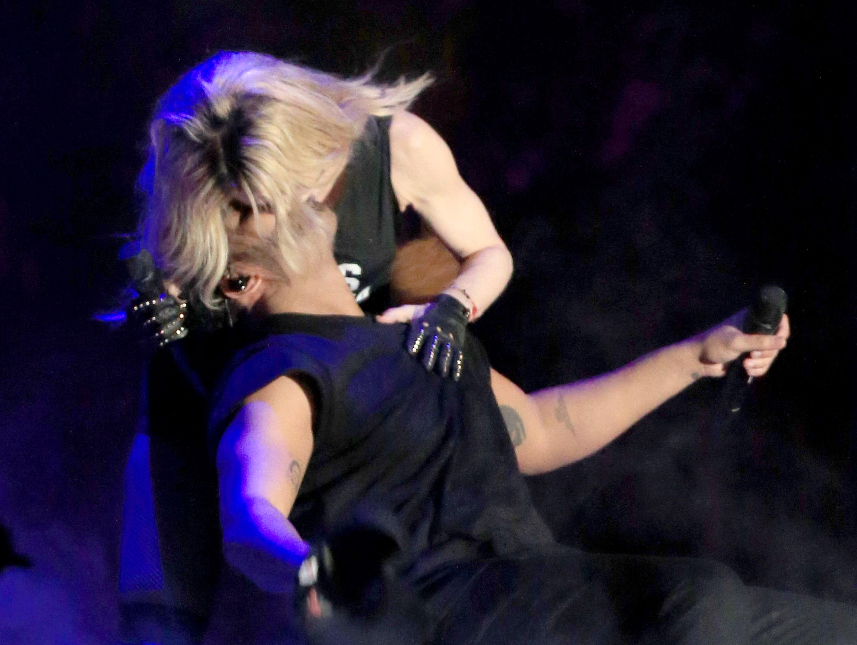 Мадонна и Дрейк
