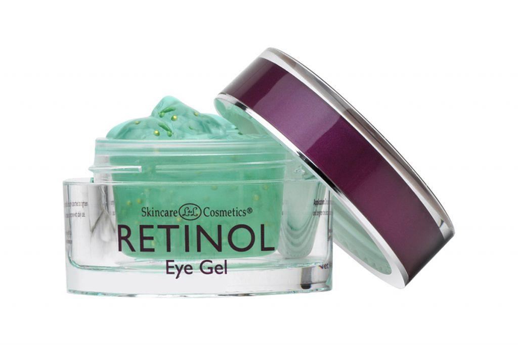Антивозрастной гель для кожи вокруг глаз с инкапсулированным ретинолом, Retinol, цена по запросу. Потому что ставит возраст на паузу!