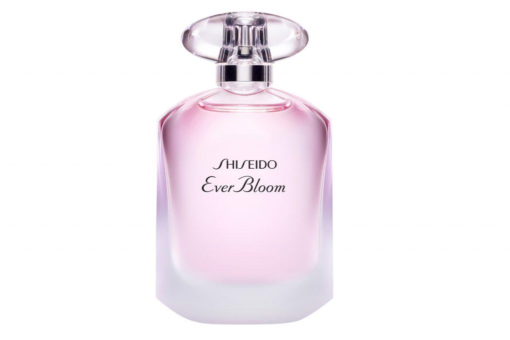 Туалетная вода Ever Bloom Shiseido, 50 мл, 6950 рублей. Практически как котенок – милый и сладкий.