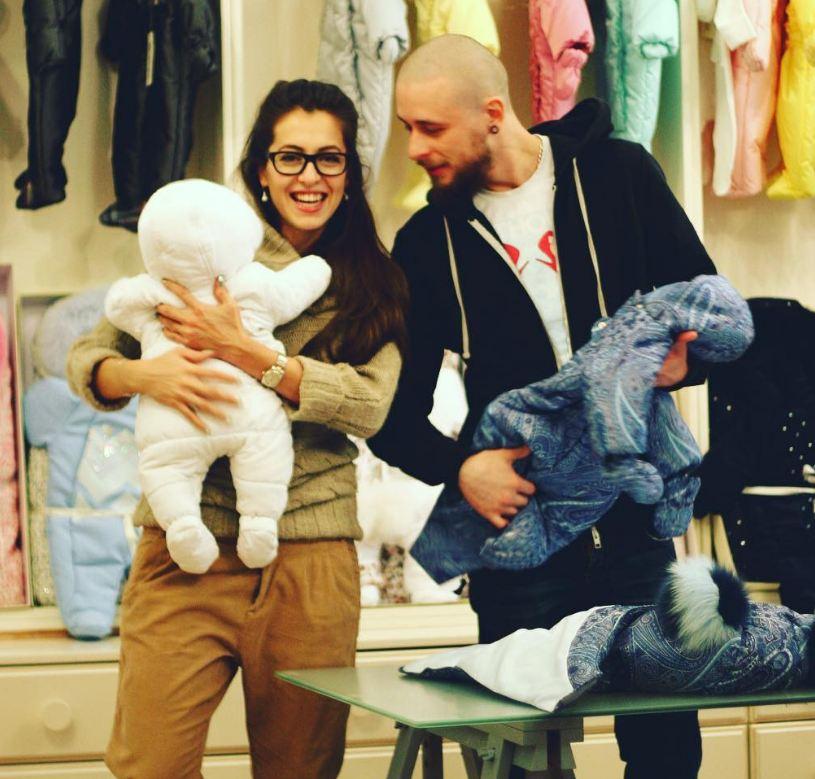 20 сентября Анастасия Меськова (31) родила второго сына. У актрисы уже есть сын Василий (11)
