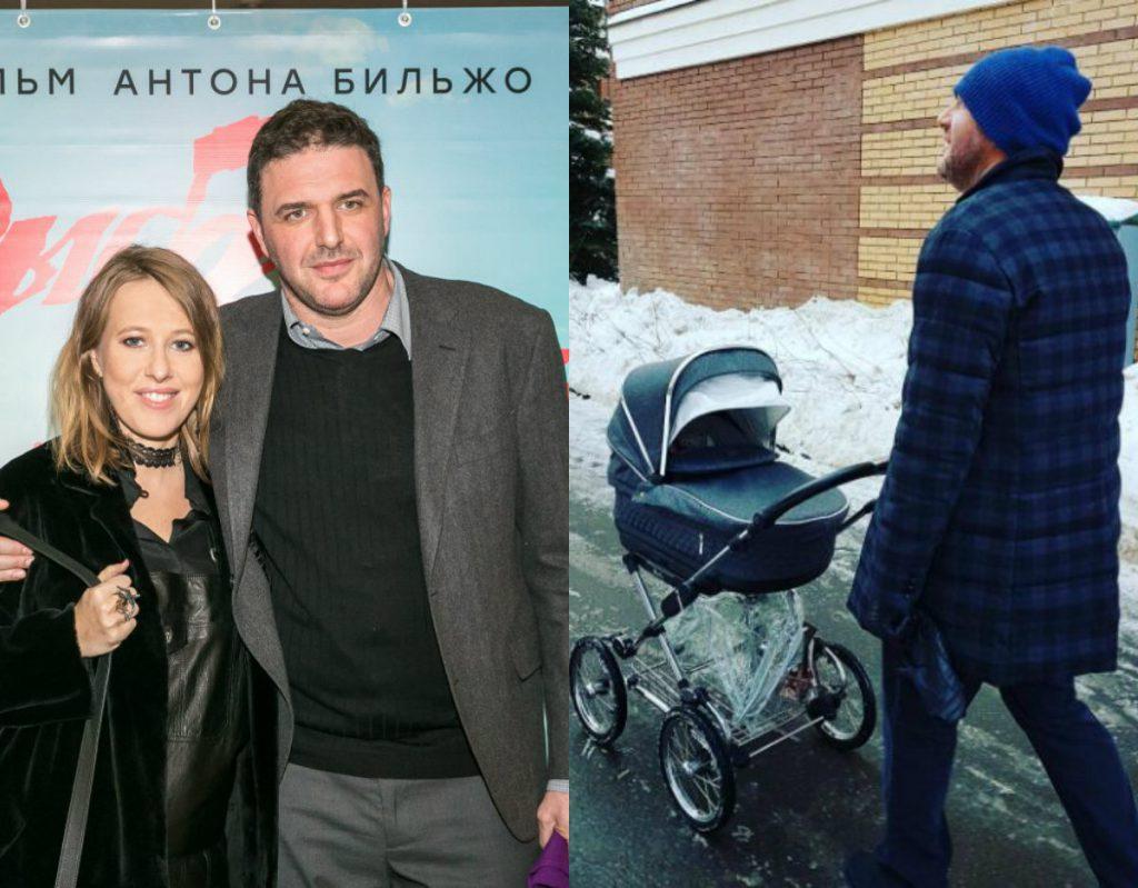 18 ноября у Ксении Собчак (35) и Максима Виторгана (44) родился сын