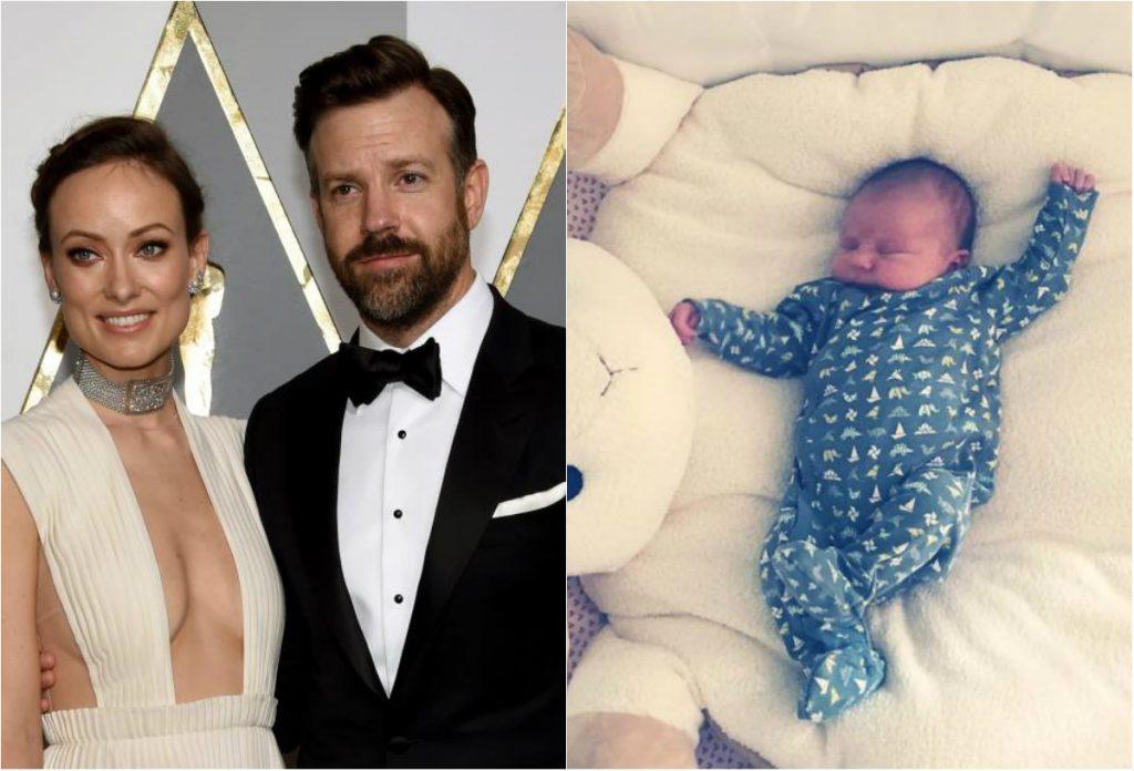11 октября у Оливии Уайлд (33) и Джейсона Судейкиса (41) родился второй ребенок - дочь Дэйзи