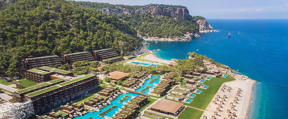 Отель Турция