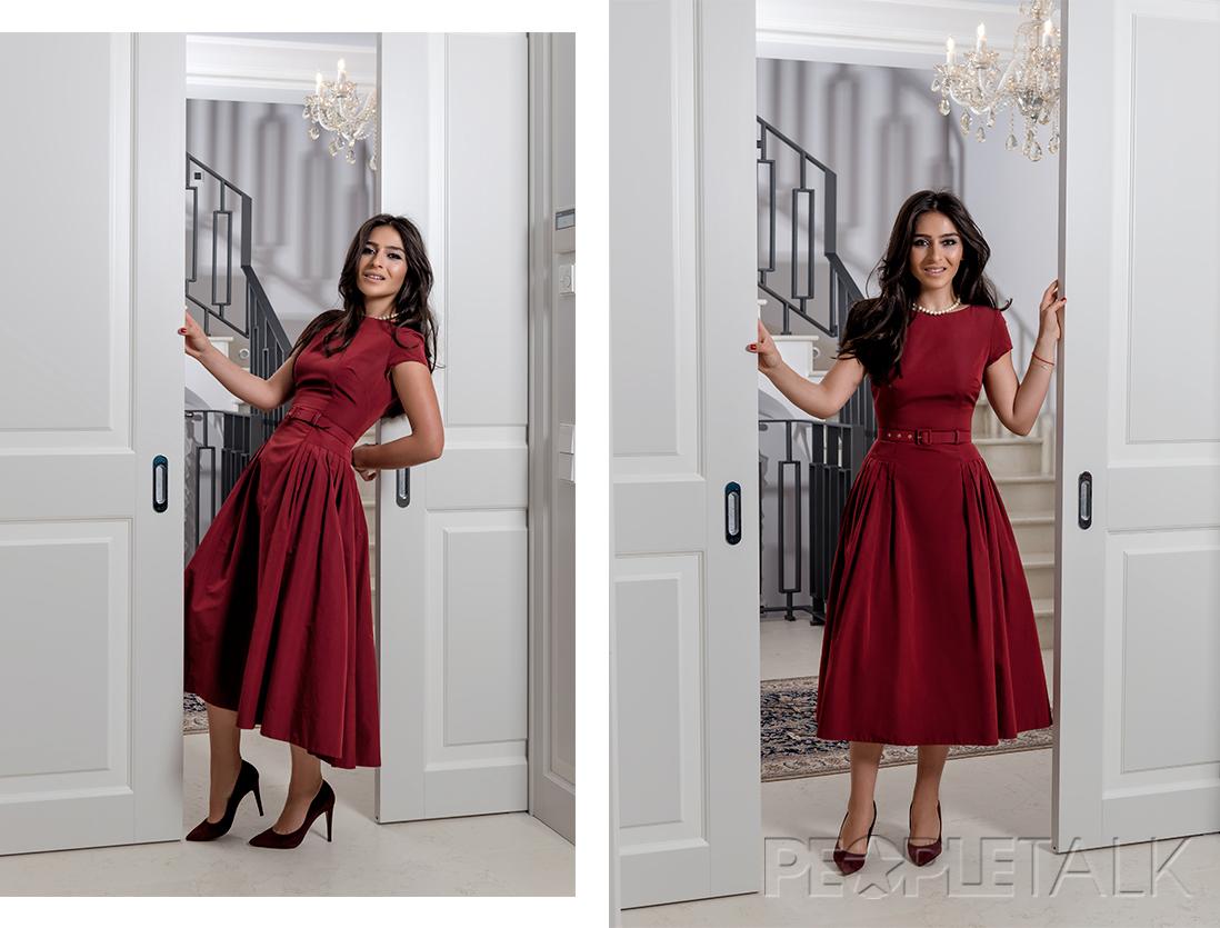 Модный гардероб недели: Тамуна Циклаури