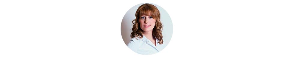 Врач-косметолог института красоты «Сенсави» Дарья Мельникова