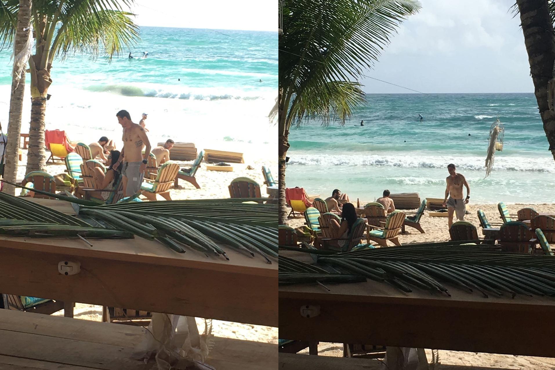 Фотографии на курорте девушки в маечках фото 448-500