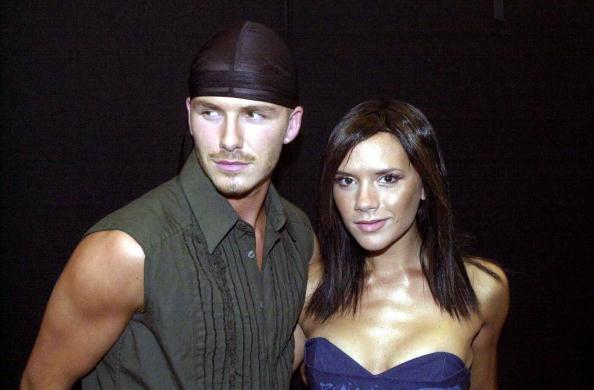 Дэвид и Виктория Бекхэм (1998)