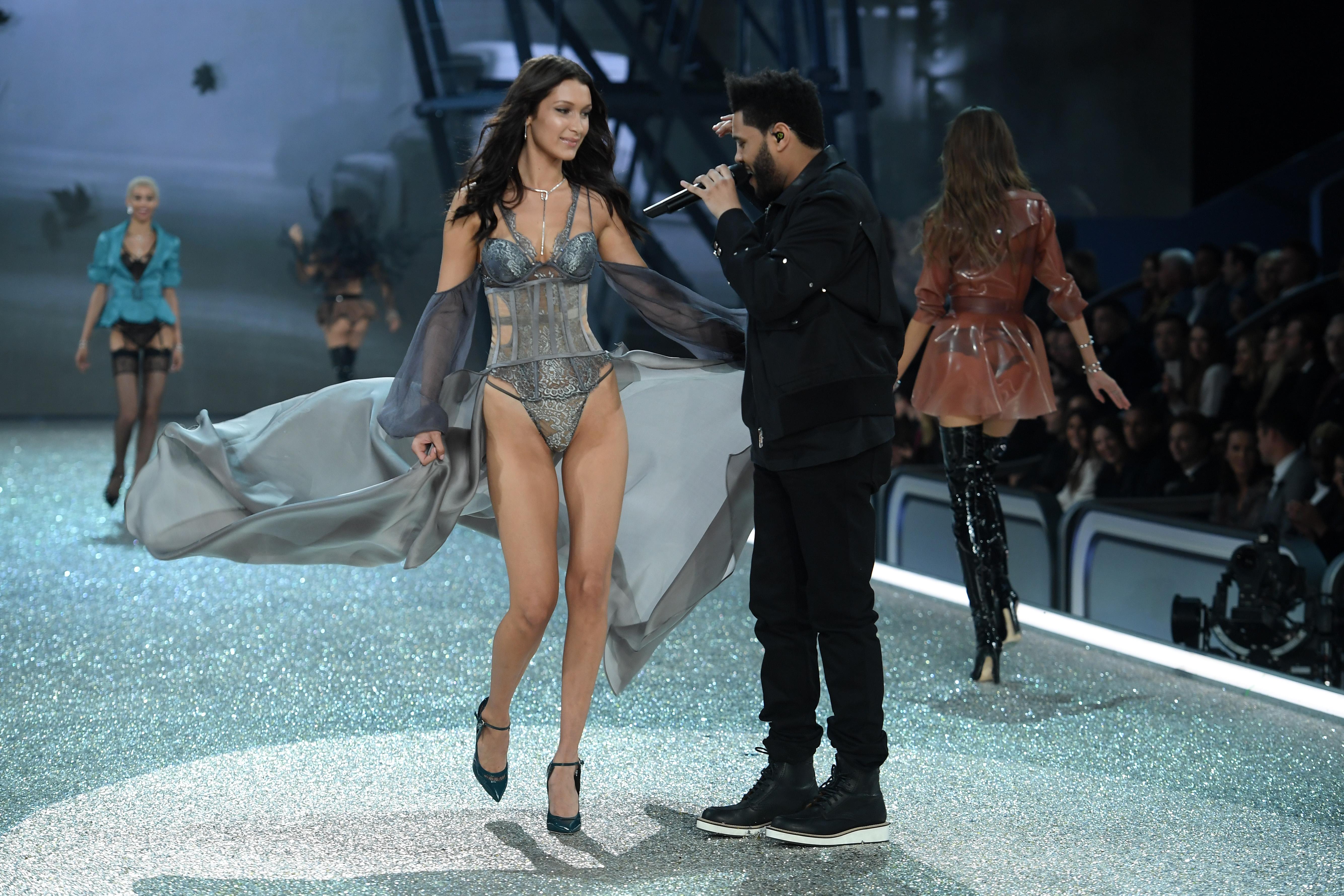 Белла Хадид и The Weeknd