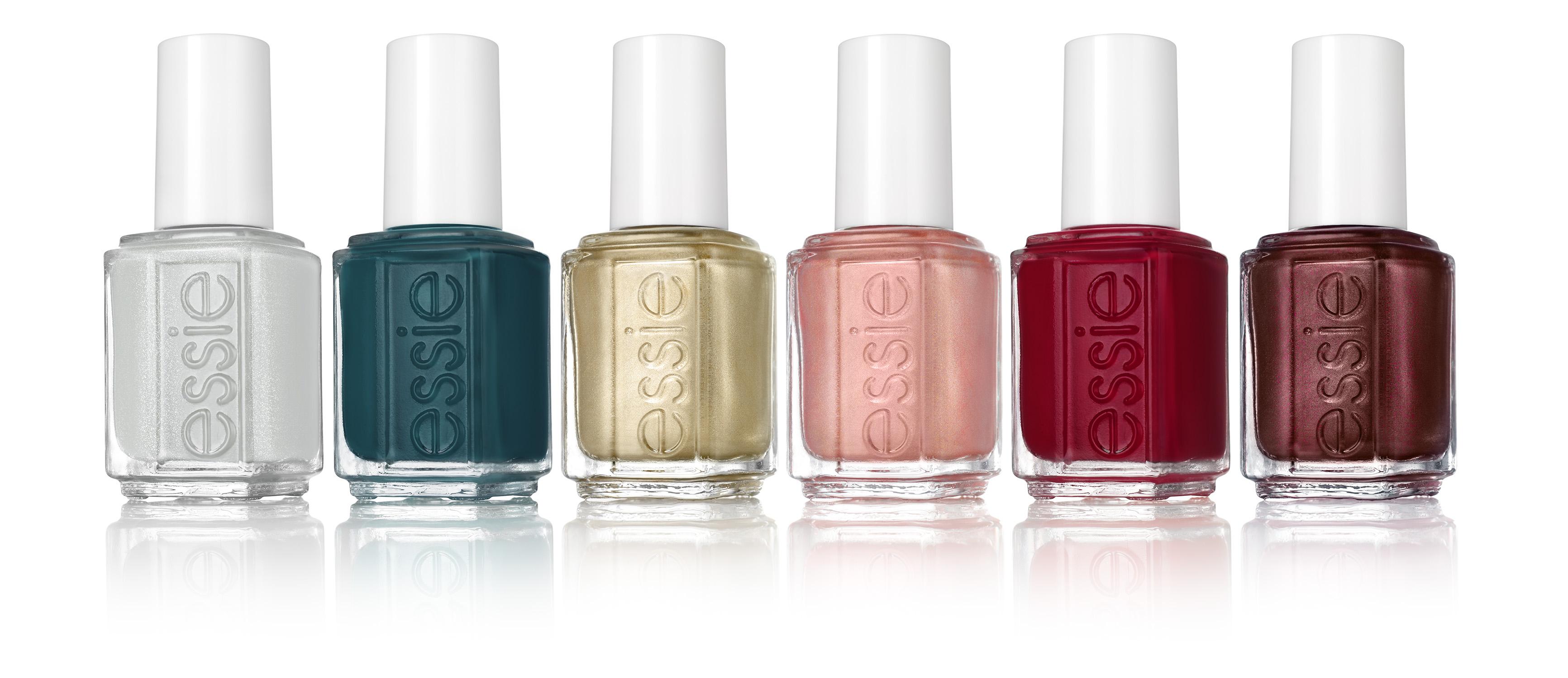 Коллекция лаков для ногтей Essie Professional