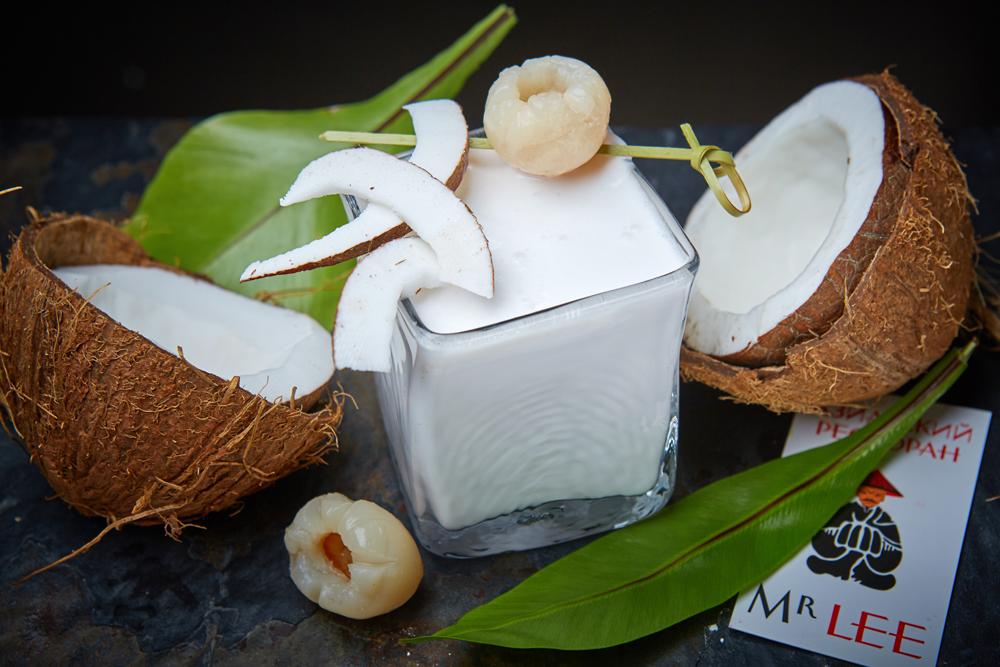 смузи кокос