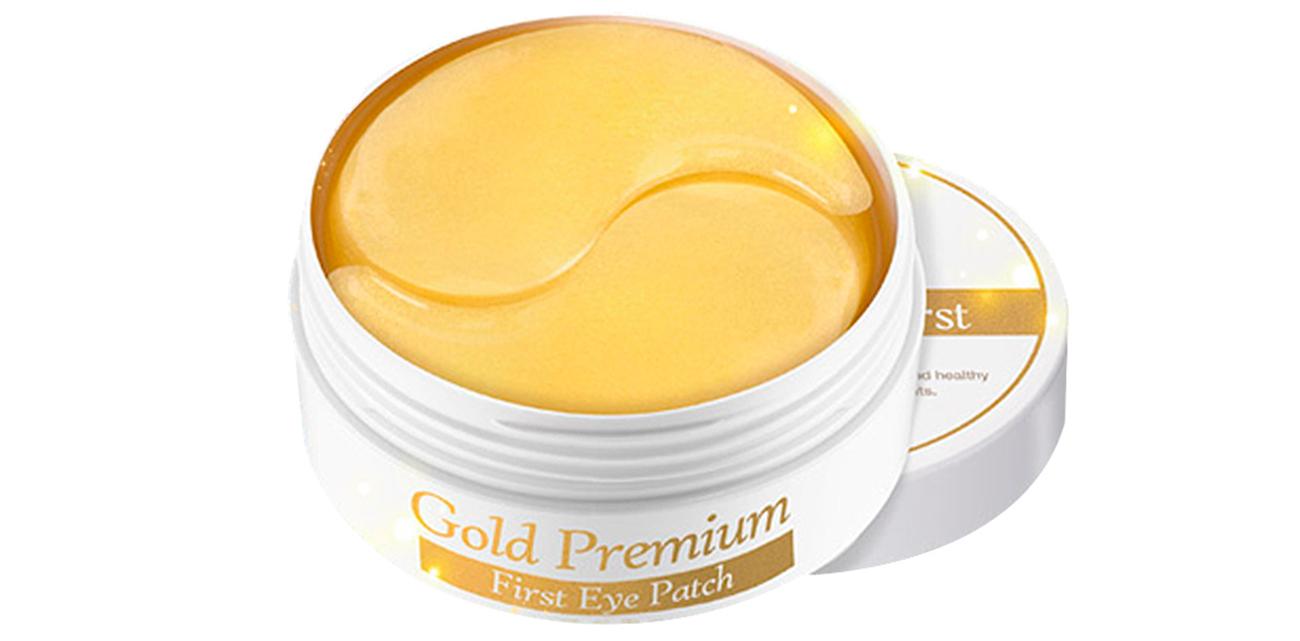 патчи SECRET KEY Gold Premium First Eye Patch, 1190 рублей
