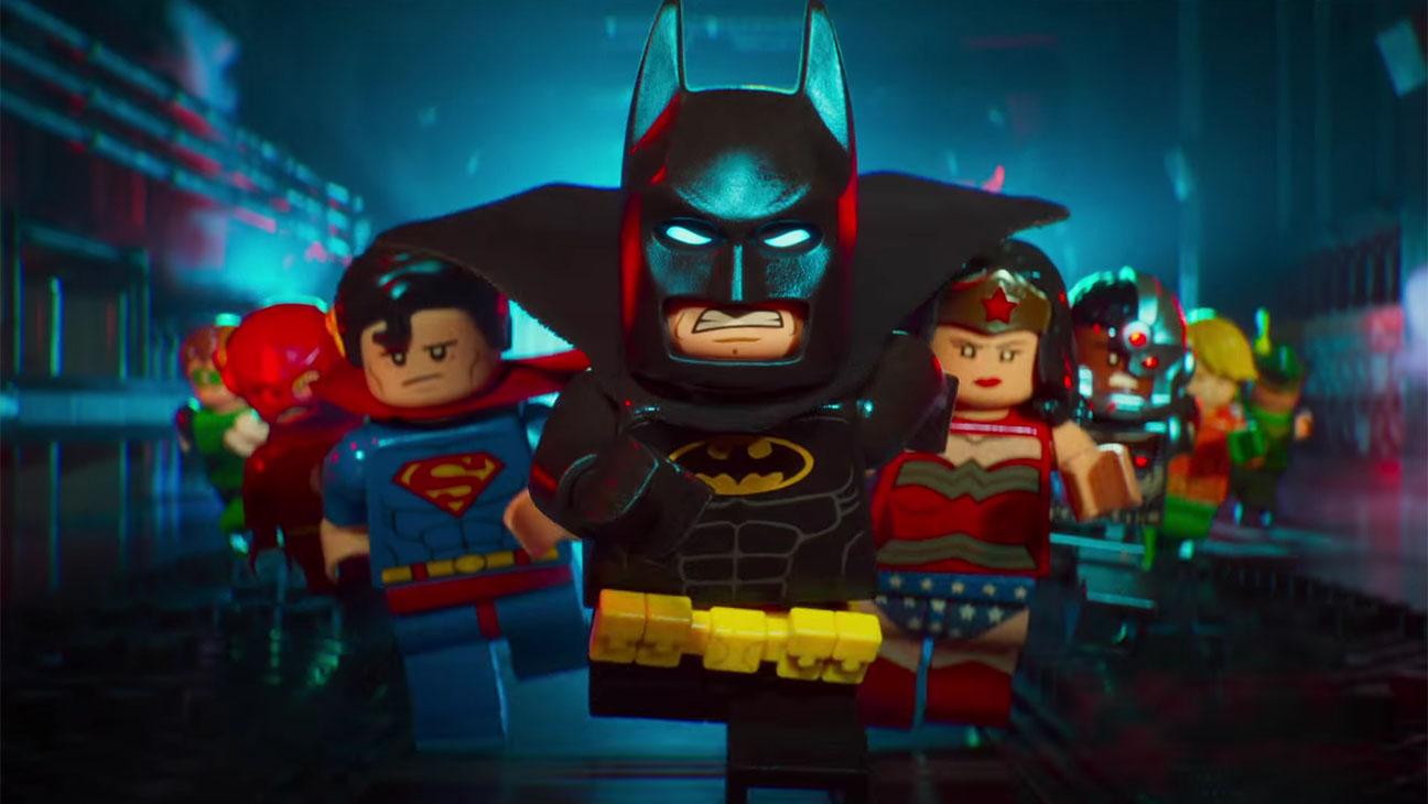Бэтмен Лего