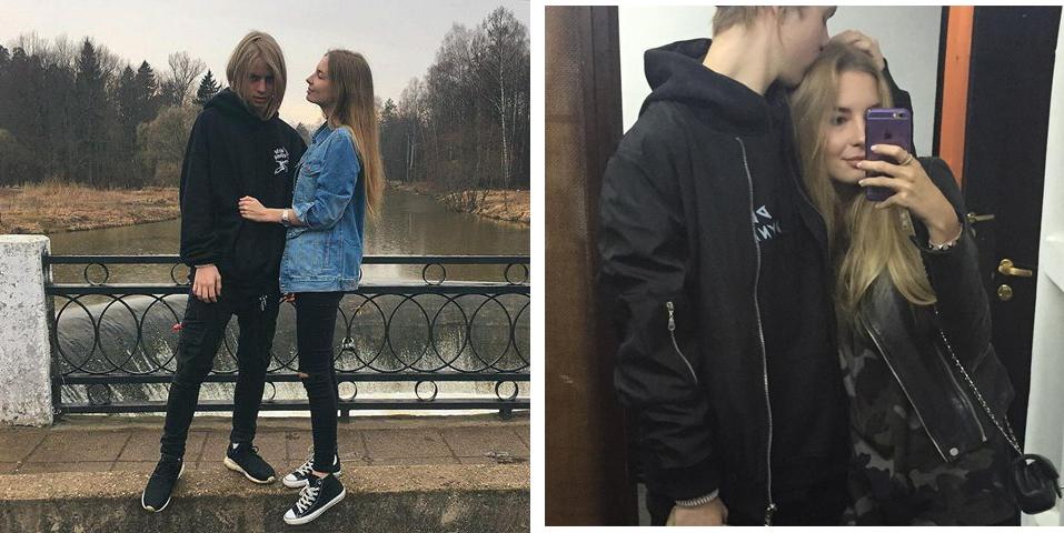 Россия и его бывшая девушка фото