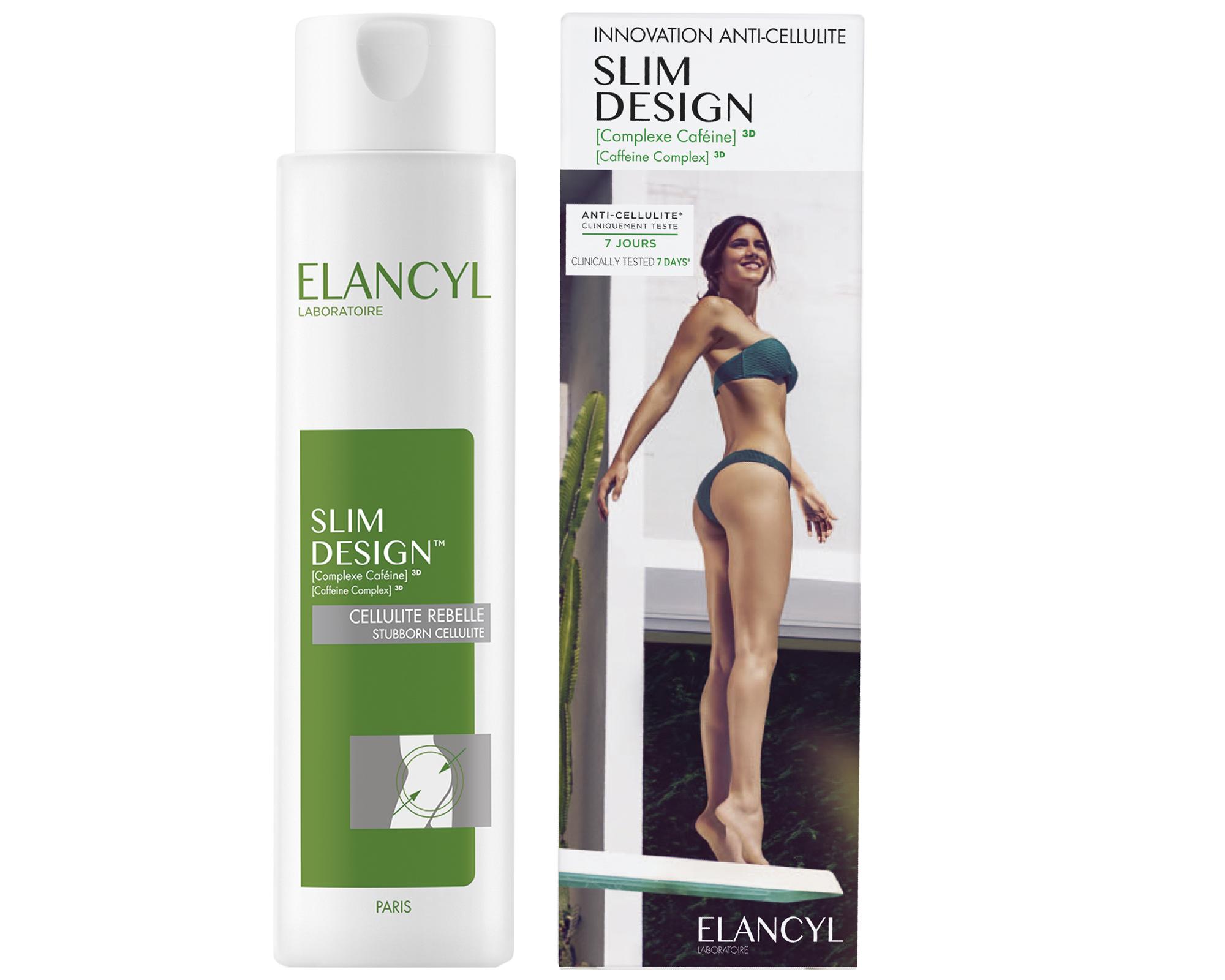 Антицеллюлитный крем Slim Design, Elancyl