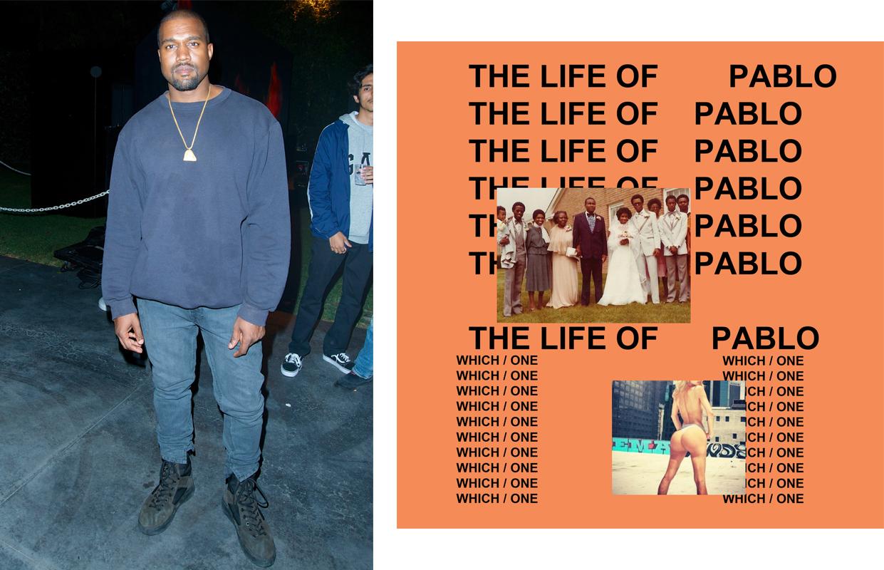Канье Уэст и его альбом Life of Pablo