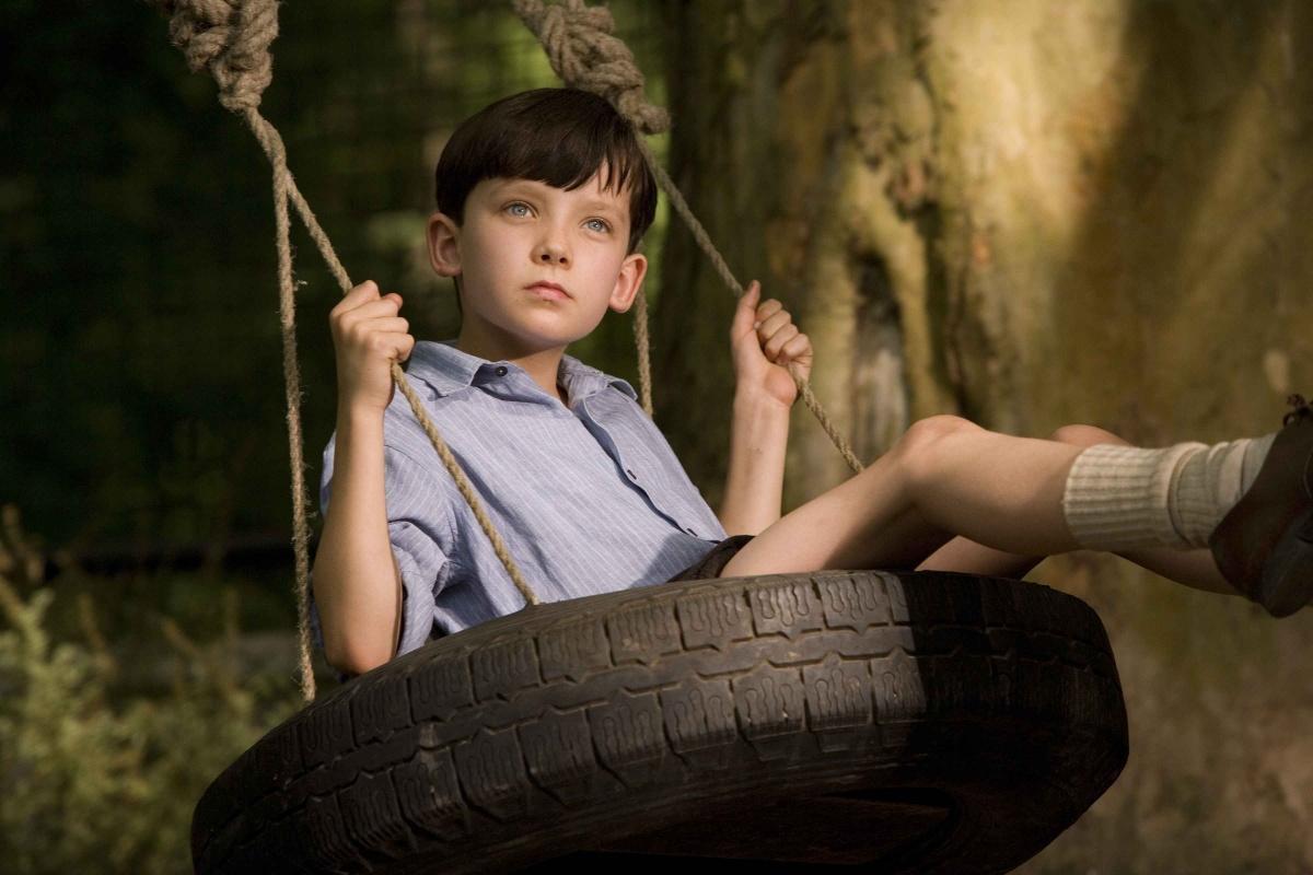 Мальчик в полосатой пижаме