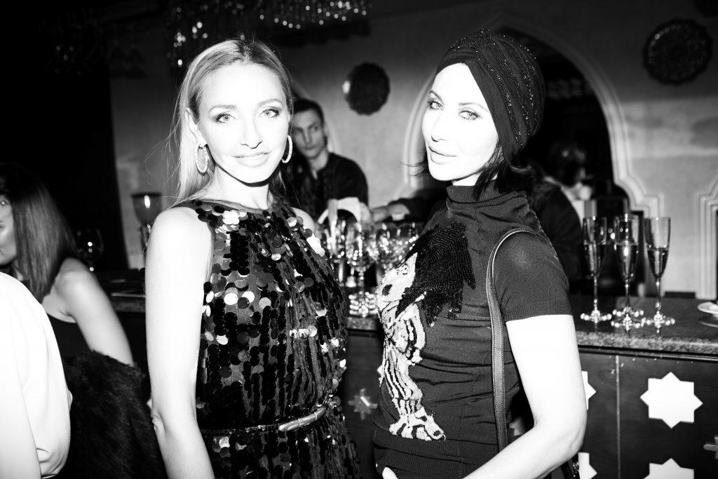 Татьяна Навка и Алика Смехова