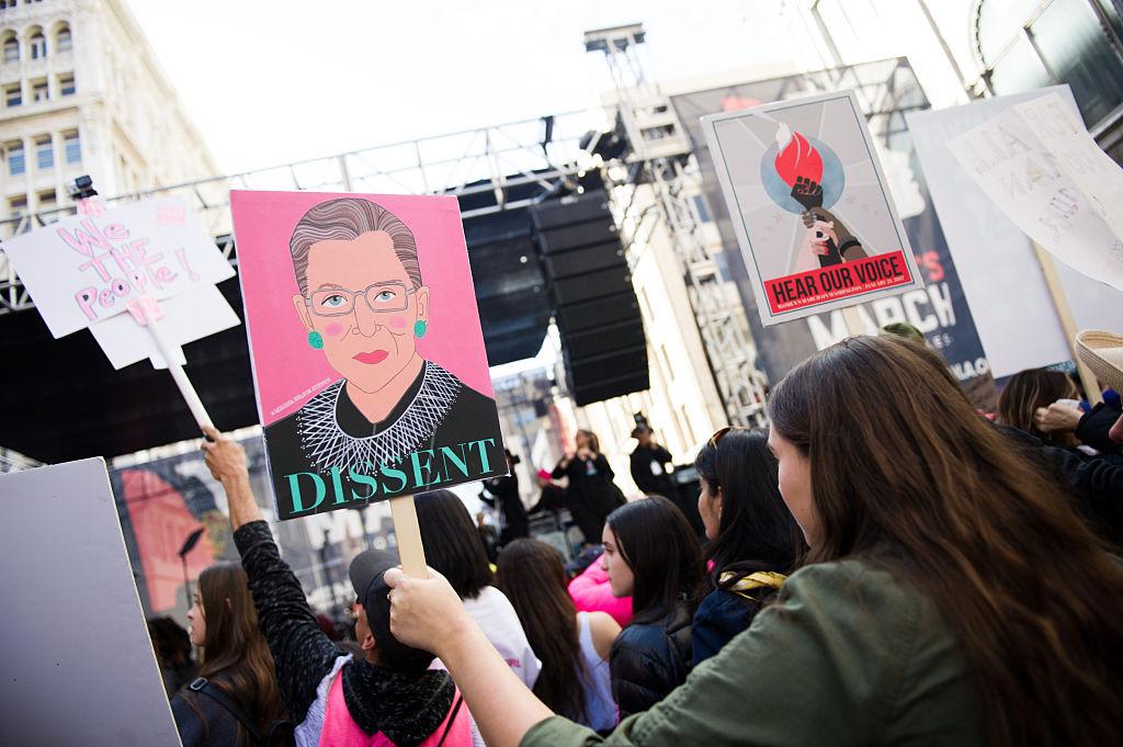 Марш женщин США