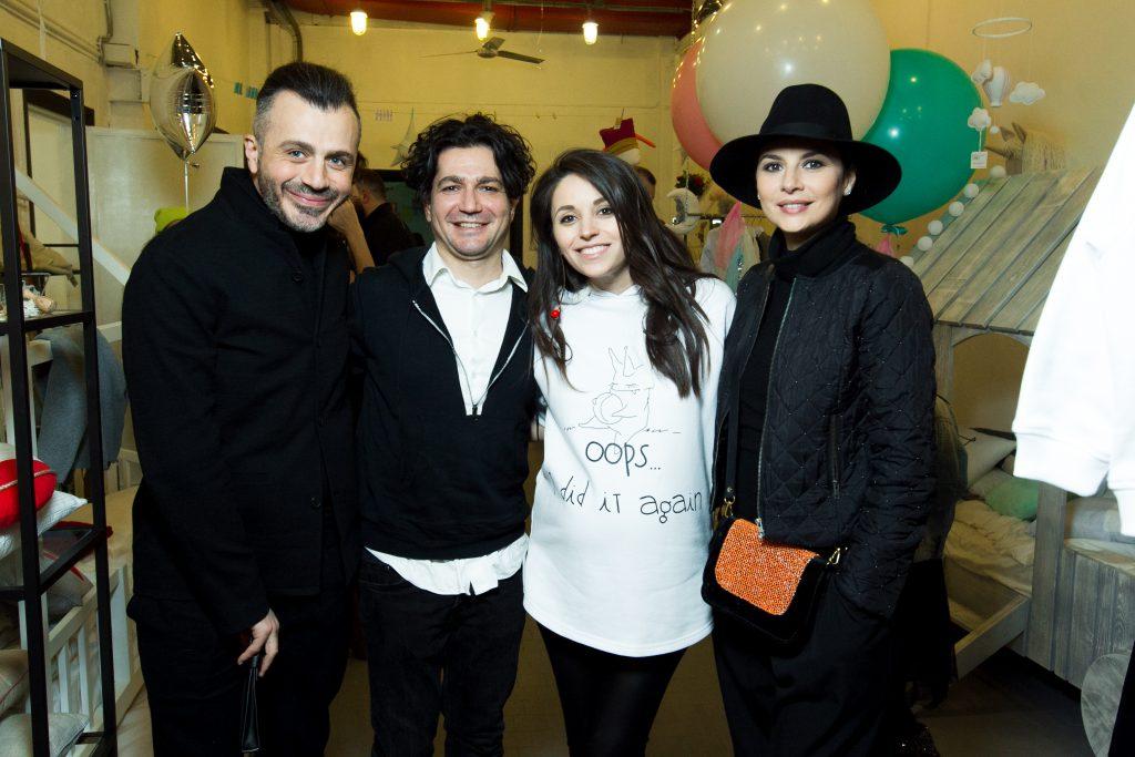Александр Сирадекиан, Алексей Боков, Яна Валенсия и Фатима Ибрагимбекова