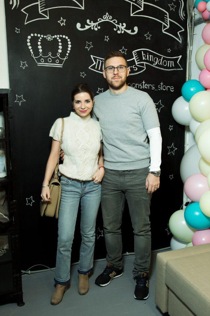 Галина Юдашкина и Петр Максаков