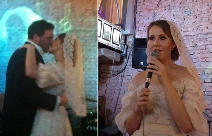 Свадьба Собчак и Виторгана