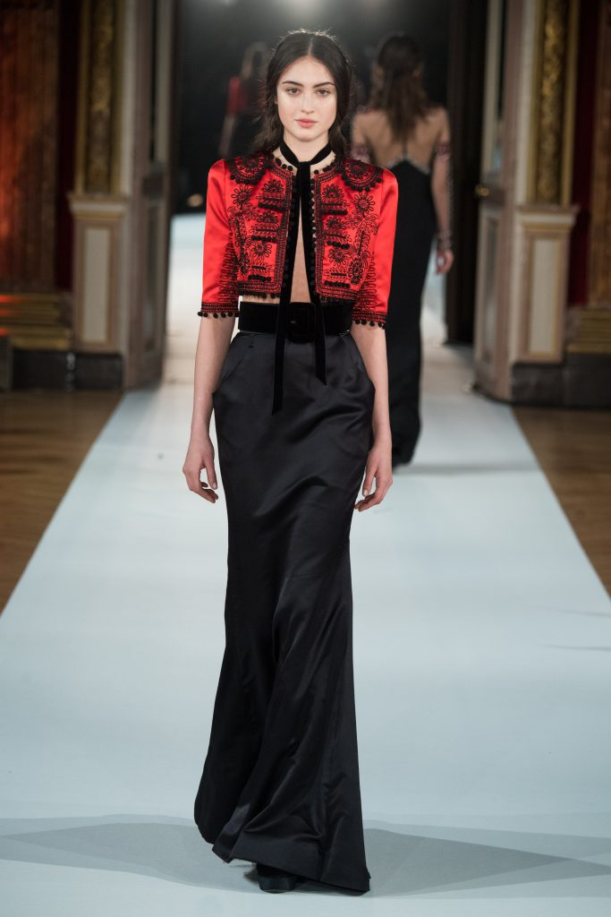 Показ Yanina Couture