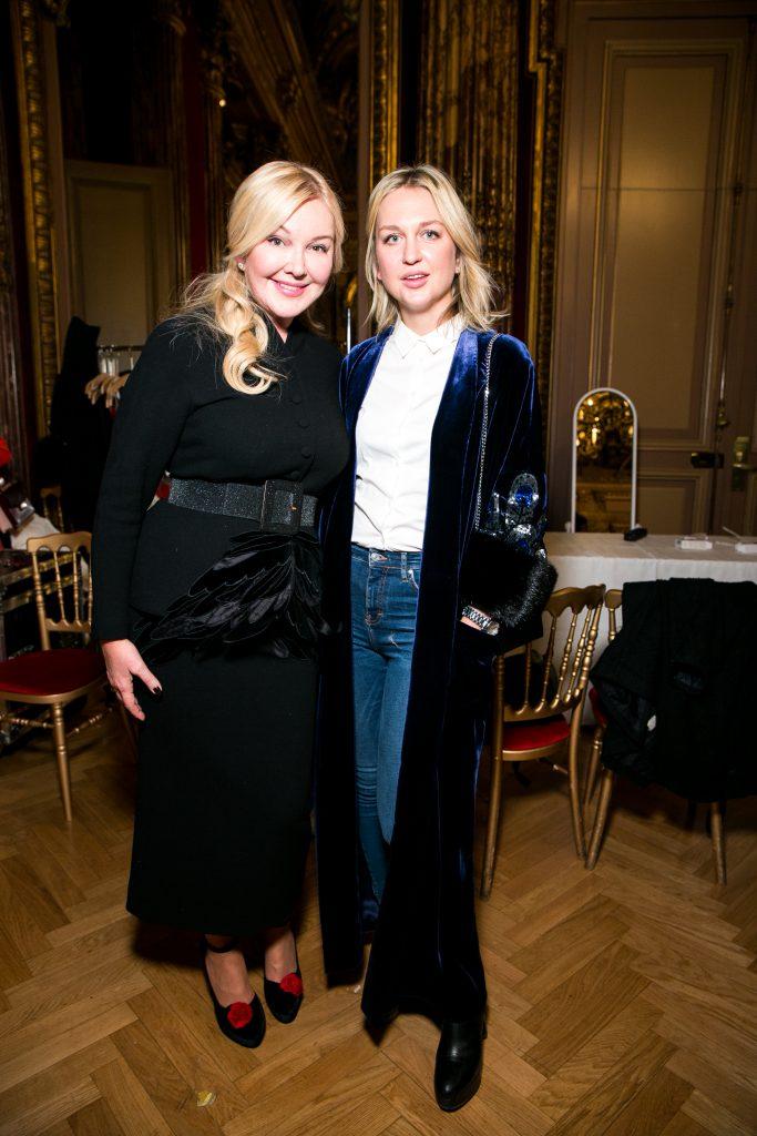 Юлия и Дарья Янины