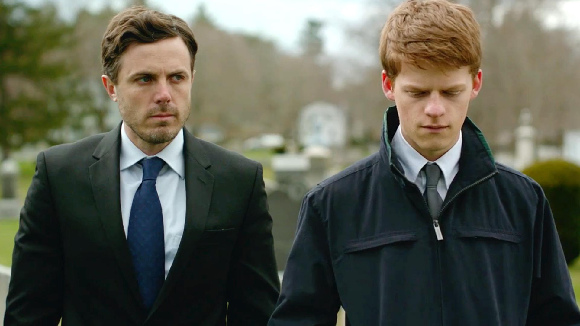 Кадр из фильма «Манчестер у моря»