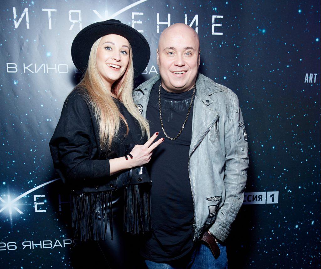 Екатерина Кокорина и Доминик Джокер