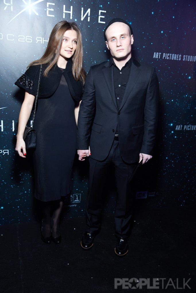 Анна Назарова и Никита Кукушкин