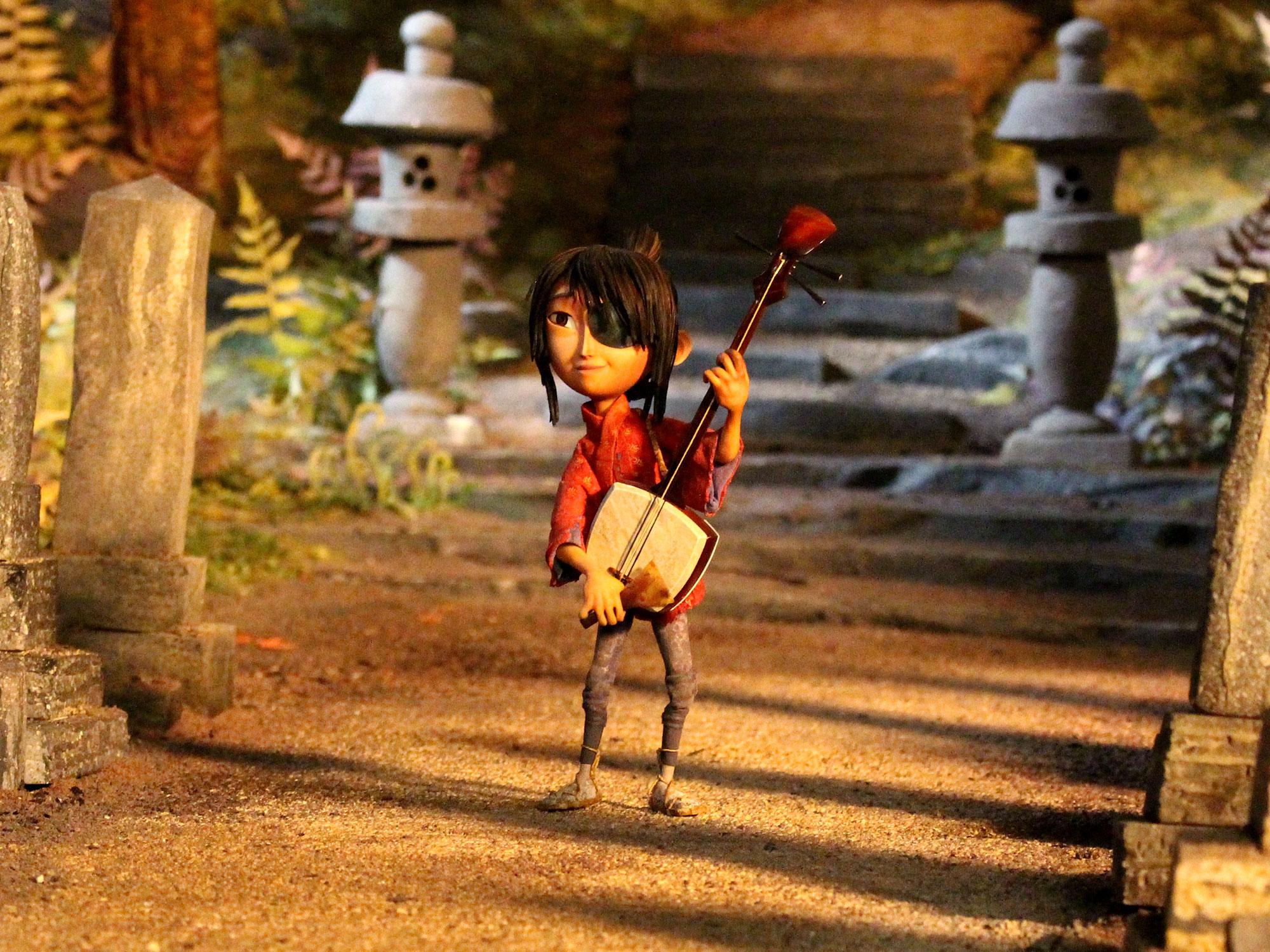 «Кубо. Легенда о самурае»