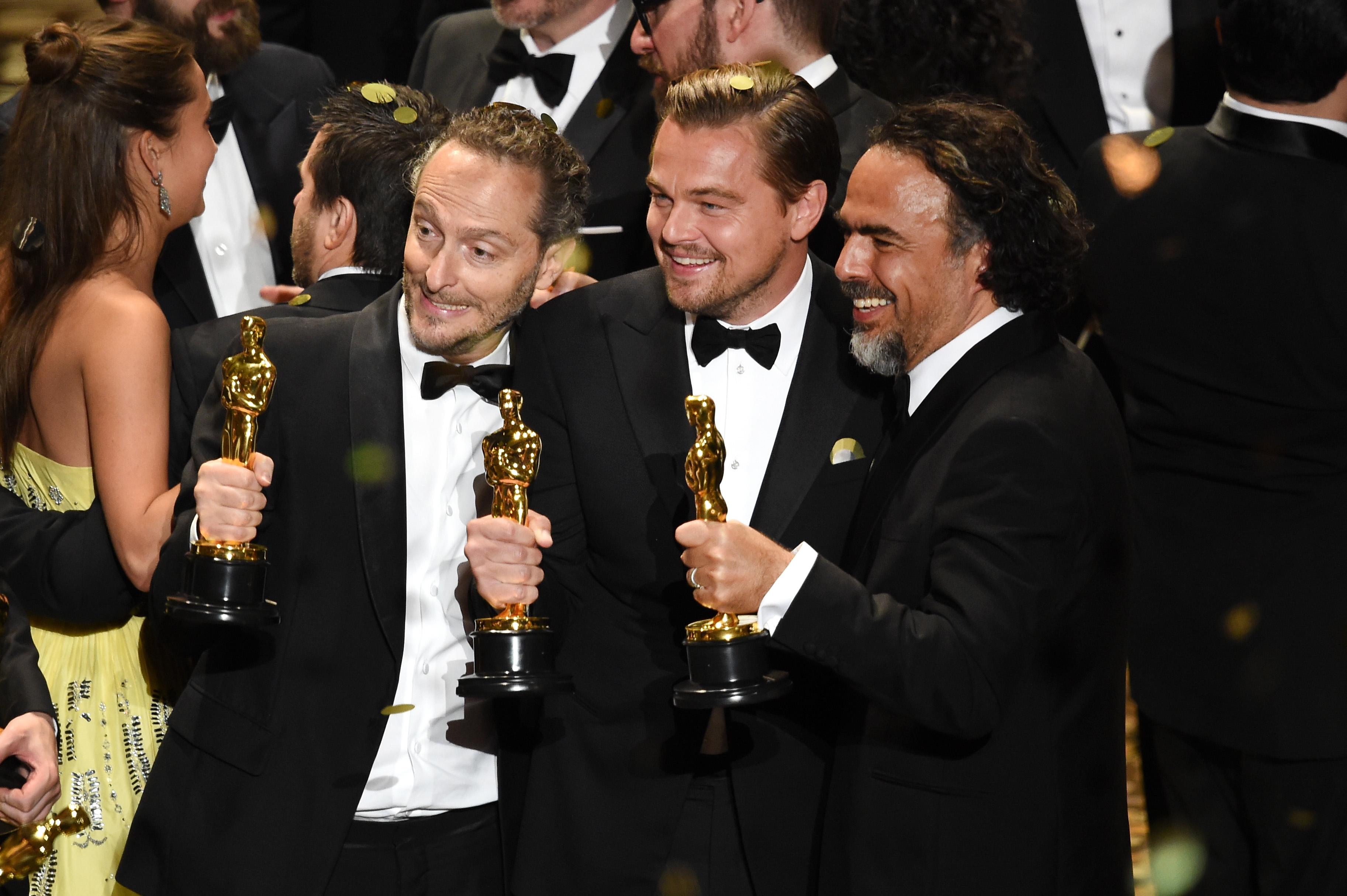 Леонардо ДиКаприо «Оскар»