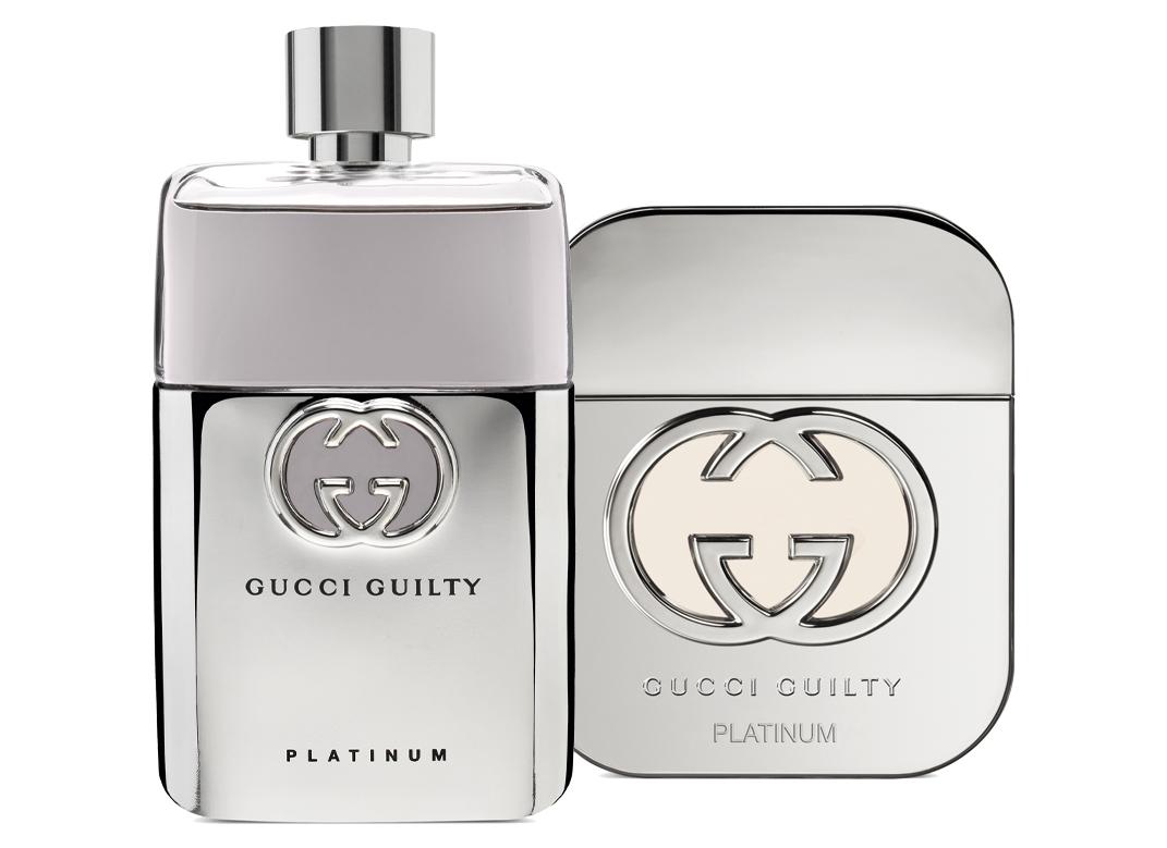 Guilty Platinum, Gucci