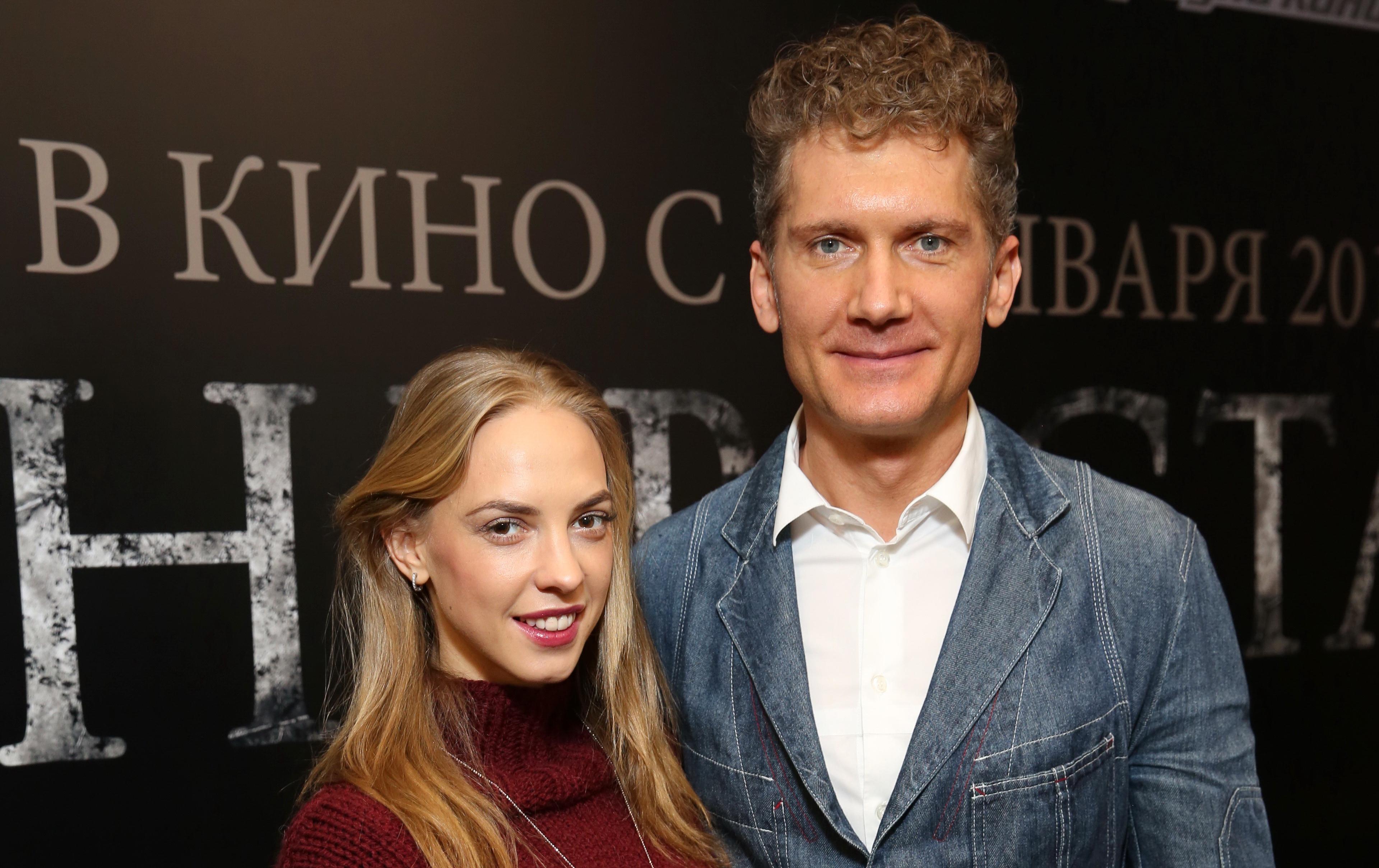 Надя Сысоева и Илья Бачурин