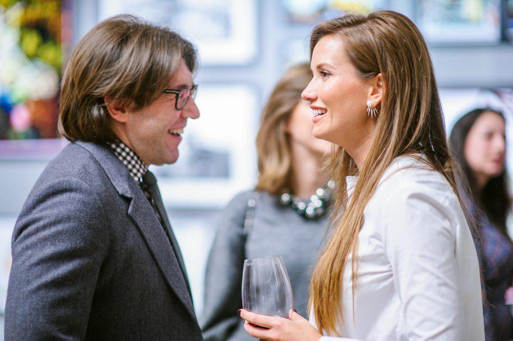 Андрей Малахов и Екатерина Винокурова
