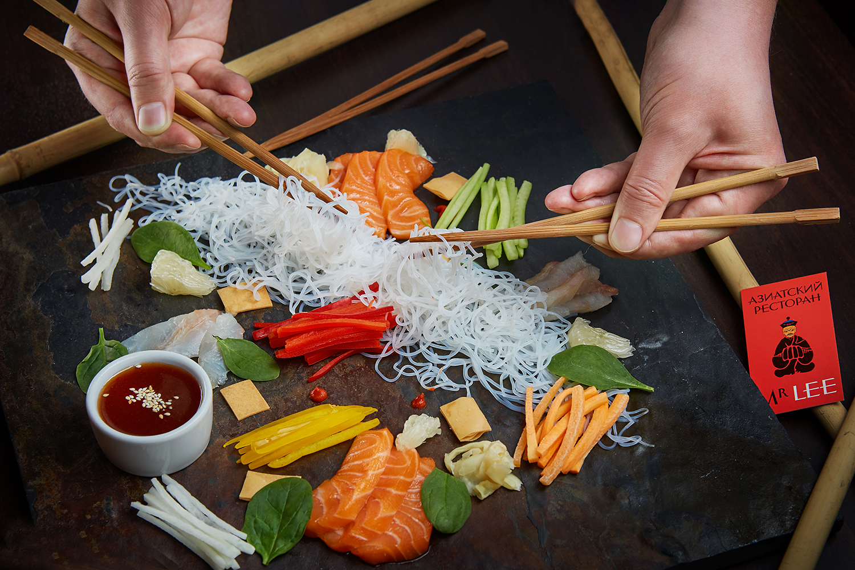 Mr Lee китайские блюда