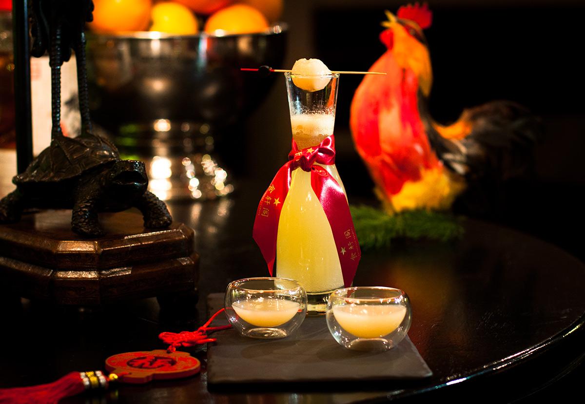 азиатский коктейль