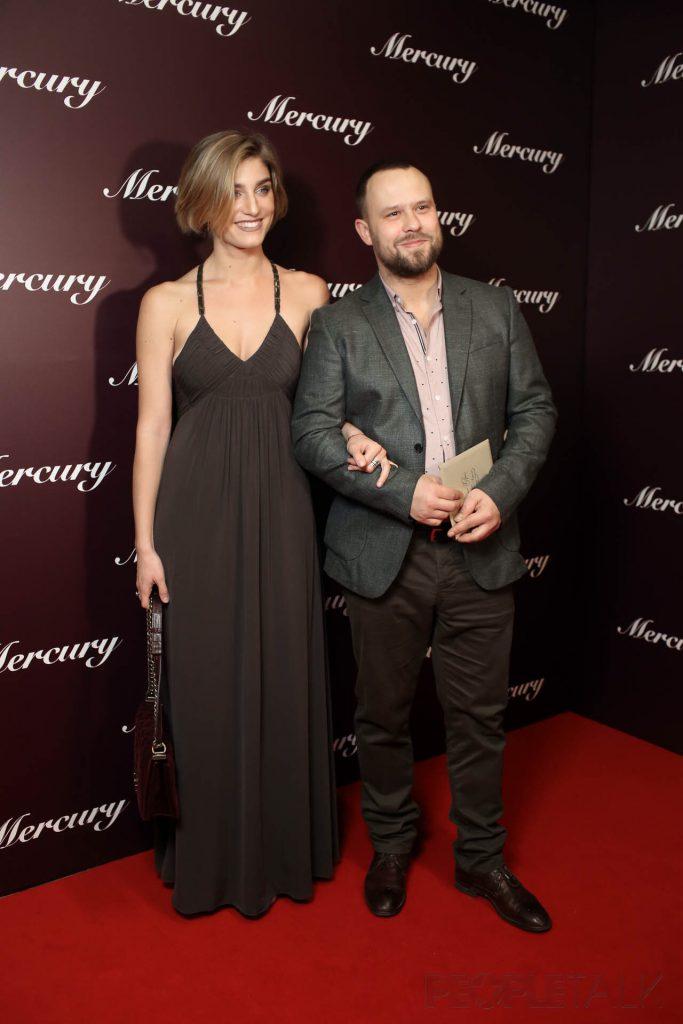 Кирилл Плетнев с супругой