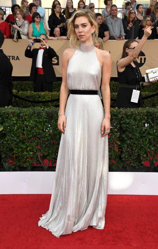 Վանեսա Կիրբի, զգեստը՝ Luisa Beccaria