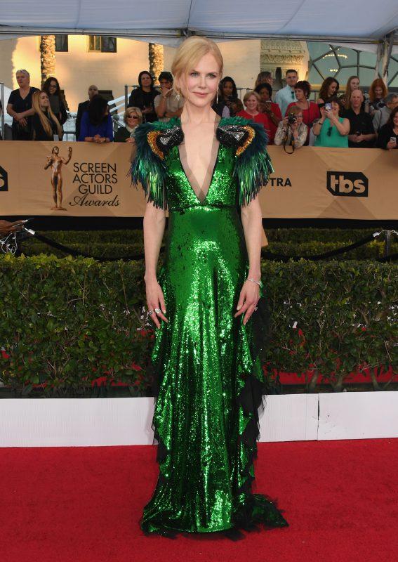 Նիկոլ Քիդման, զգեստը՝ Gucci